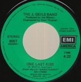 One Last Kiss - The J. Geils Band