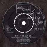 Get It Together / Touch - The Jackson 5