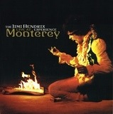 Live At Monterey - Jimi Hendrix