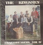 Chartbreakers Vol IV - The Kingsmen