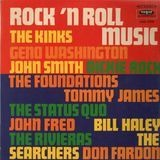 Rock 'N Roll Music - The Kinks, Geno Washington, John Smith,..