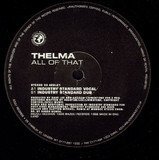 All Of That (Industry Standard Mixes) - Thelma Houston