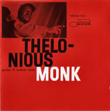 Genius Of Modern Music Volume 2 - Thelonious Monk