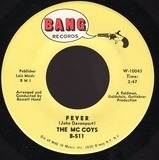 Fever / Sorrow - The McCoys