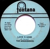 A Groovy Kind Of Love / Love Is Good - The Mindbenders