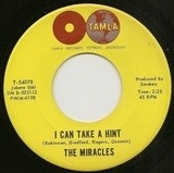 A Love She Can Count On - The Miracles