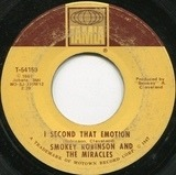 I Second That Emotion - The Miracles
