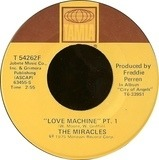 Love Machine - The Miracles