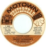 Yester Love / Special Occasion - The Miracles