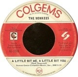 A Little Bit Me, A Little Bit You / The Girl I Knew Somewhere - The Monkees