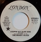 Steppin' In A Slide Zone - The Moody Blues