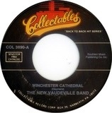 Winchester Cathedral / Peek-A-Boo - The New Vaudeville Band