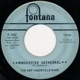 Winchester Cathedral / Wait For Me Baby - The New Vaudeville Band