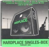 Hardplace singles-box febraury 2004 - The Offspring, Korn, Amen, Cypress Hill, u.a