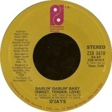 Darlin' Darlin' Baby (Sweet, Tender, Love) / A Prayer - The O'Jays