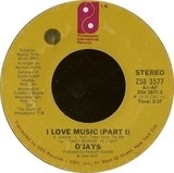 I Love Music - The O'Jays