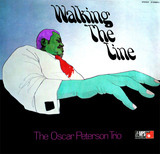 Walking the Line - The Oscar Peterson Trio