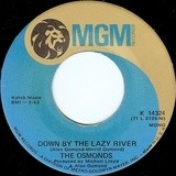 Down By The Lazy River / He's The Light Of The World - The Osmonds