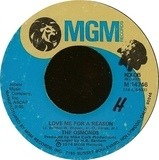 Love Me For A Reason / Fever - The Osmonds
