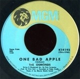 One Bad Apple / He Ain't Heavy ...He's My Brother - The Osmonds