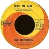 Help Me Girl / You Gotta Look - The Outsiders