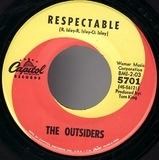 Respectable / Lost In My World - The Outsiders