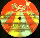 I Can't Dance Without You (Disco Version) - Theo Vaness