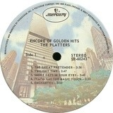 Encore of Golden Hits - The Platters
