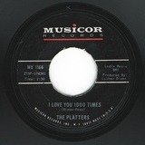 I Love You 1000 Times - The Platters