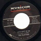 Love Must Go On - The Platters