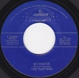 My Prayer / (You've Got) The Magic Touch - The Platters