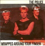 Wrapped Around Your Finger - The Police