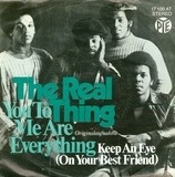 You To Me Are Everything / Keep An Eye (On Your Best Friend) - The Real Thing