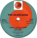 I Don't Want To Be The One - The Searchers