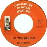 Love Potion Number Nine / Hi-Heel Sneakers - The Searchers