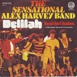 Delilah - The Sensational Alex Harvey Band