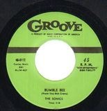 Bumble Bee / As I Live On - The Sonics