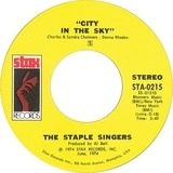 City In The Sky / That's What Friends Are For - The Staple Singers