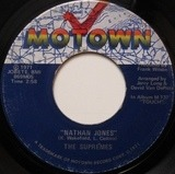 Nathan Jones / Happy (Is A Bumpy Road) - The Supremes