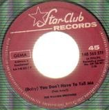 You Don't Have To Tell Me - The Walker Brothers