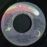 I Can Make It Better / Say You - The Whispers