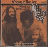 Whisky In The Jar / Black Boys On The Corner - Thin Lizzy
