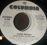 Love Is Out To Get You - Third World