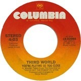 You're Playing Us Too Close / Low Key-Jammin' - Third World
