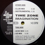 Imagination - Time Zone, Timezone