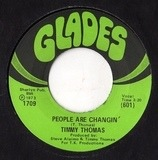 People Are Changin' / Rainbow Power - Timmy Thomas