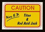Global Characters - Titan & Red Acid Jack