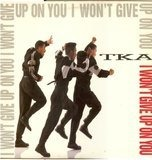 I Won't Give Up on You - Tka