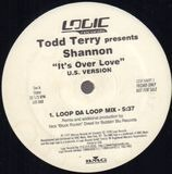 Todd Terry Presents Shannon