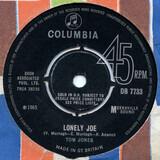 Lonely Joe / I Was A Fool - Tom Jones